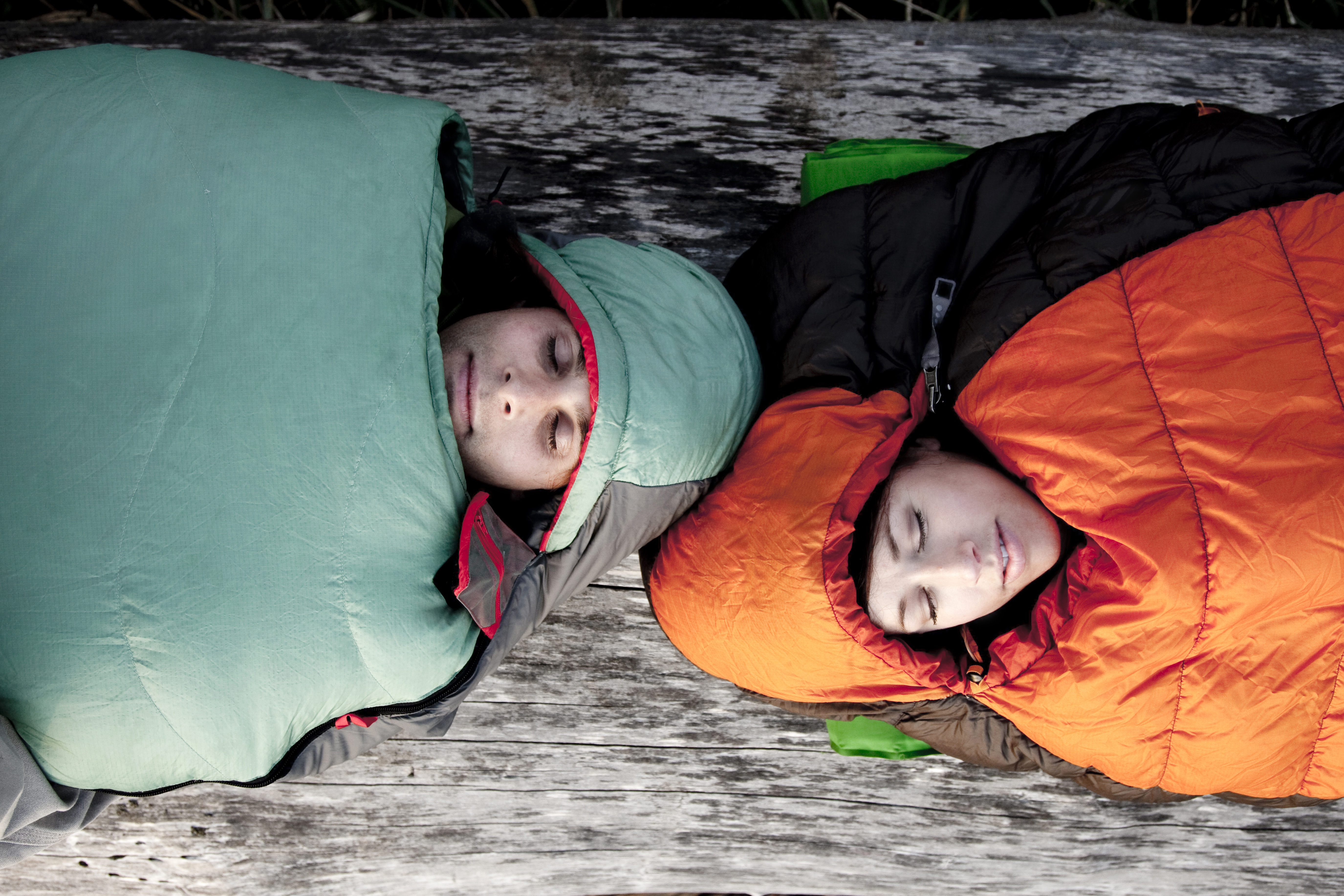 Science Says the Best Kind of Sleep Happens in a Tent