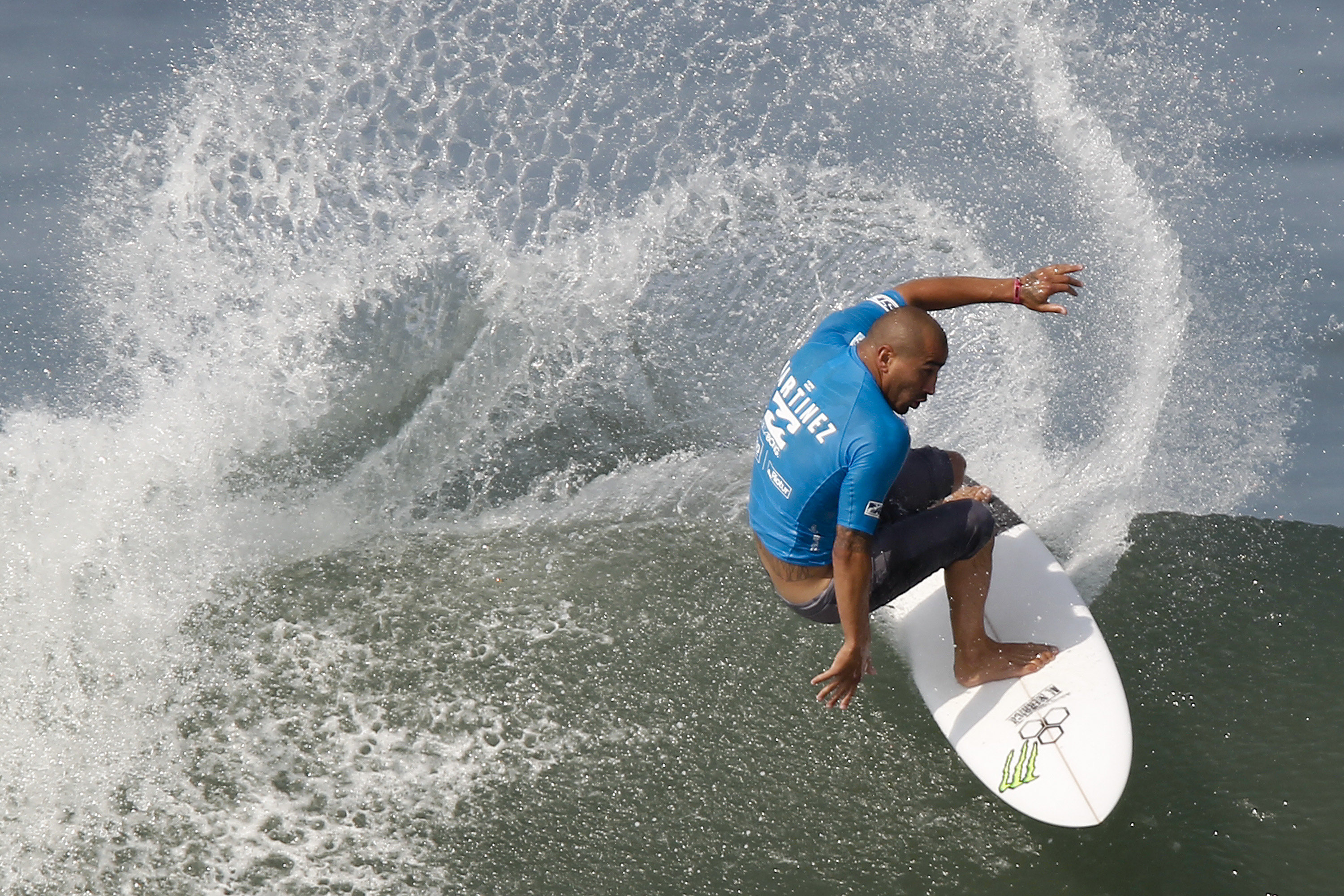 """Bobby Martinez on the Future of Surfing """"It Isn t Done in a Pool"""