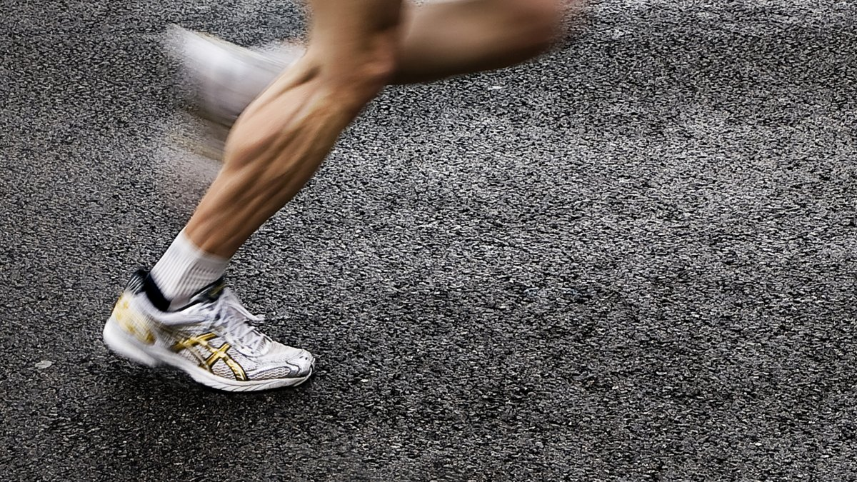 Replace Your Running Shoes