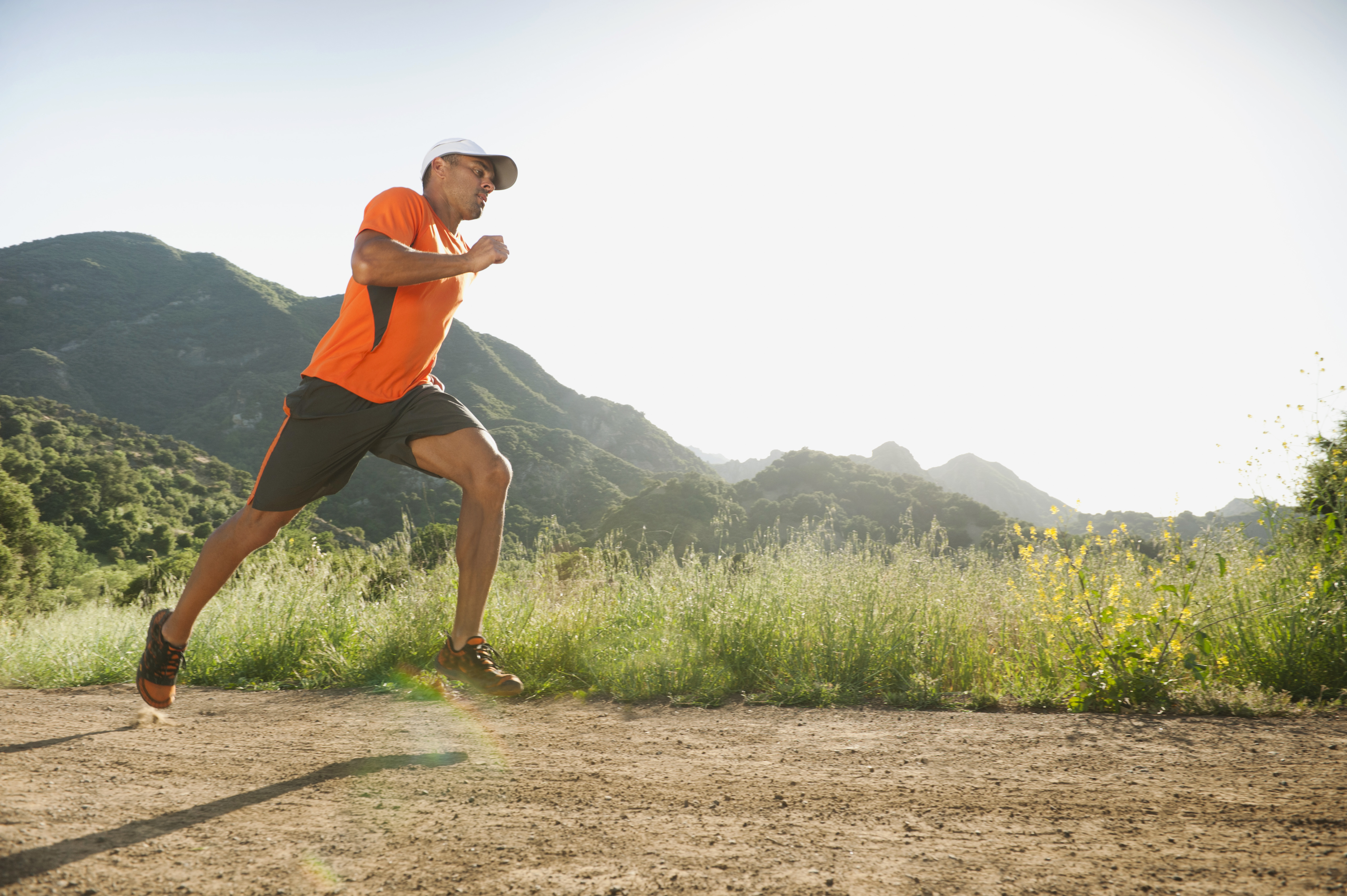 Sprint More, Get Faster on Long Runs