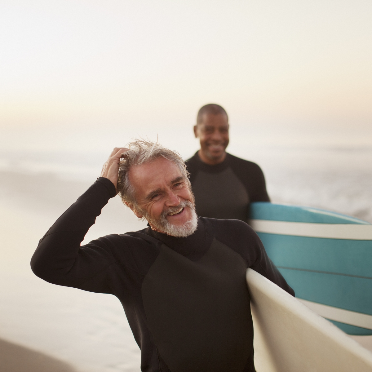 How Old Are You Really? Test Yourself  - Men's Journal