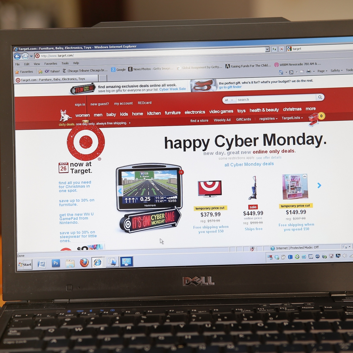 The Real Cost of Cyber Monday Deals? Your Online Privacy - Men\'s Journal