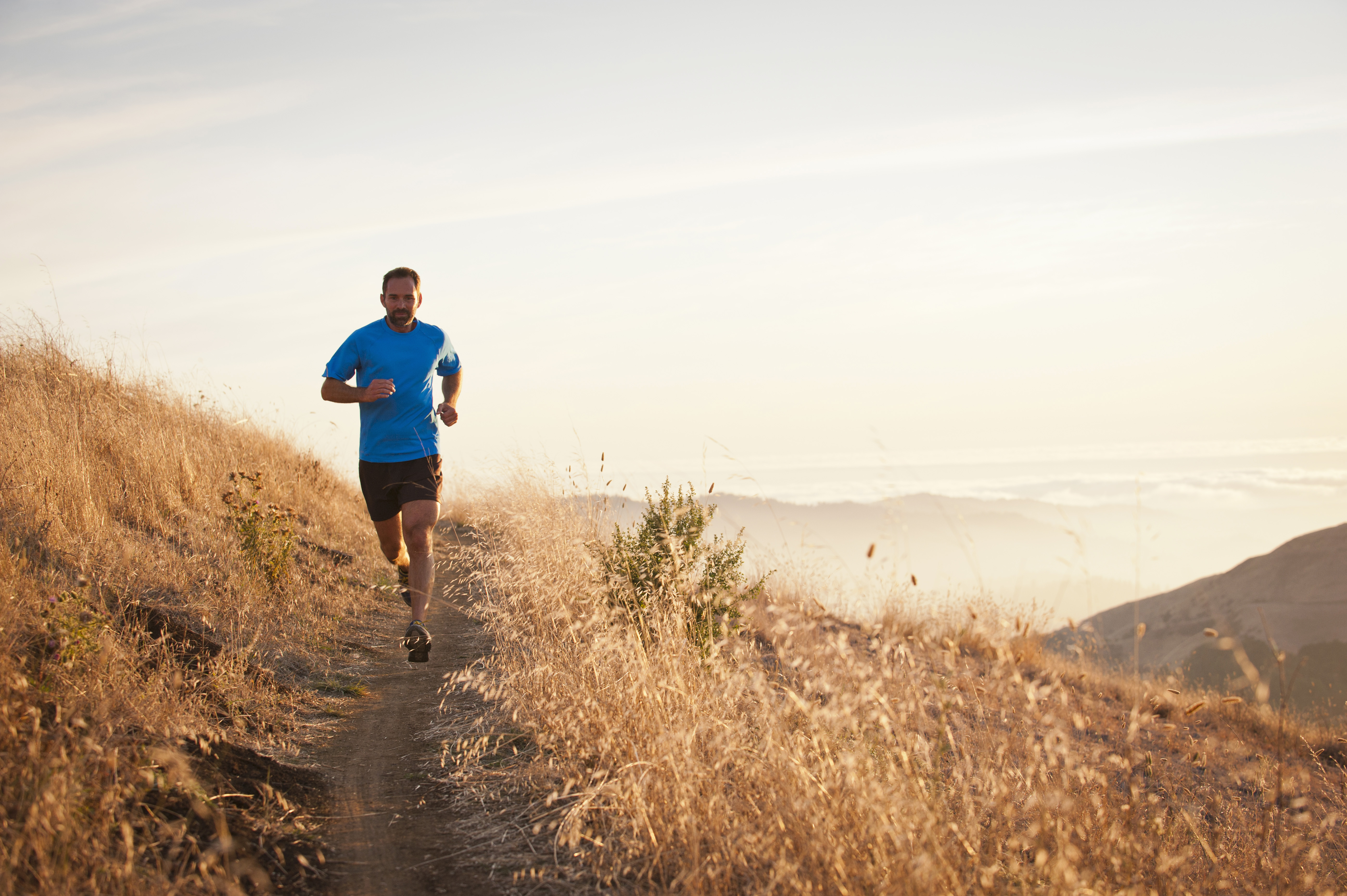Why Running Trumps Cycling for Strong Bones