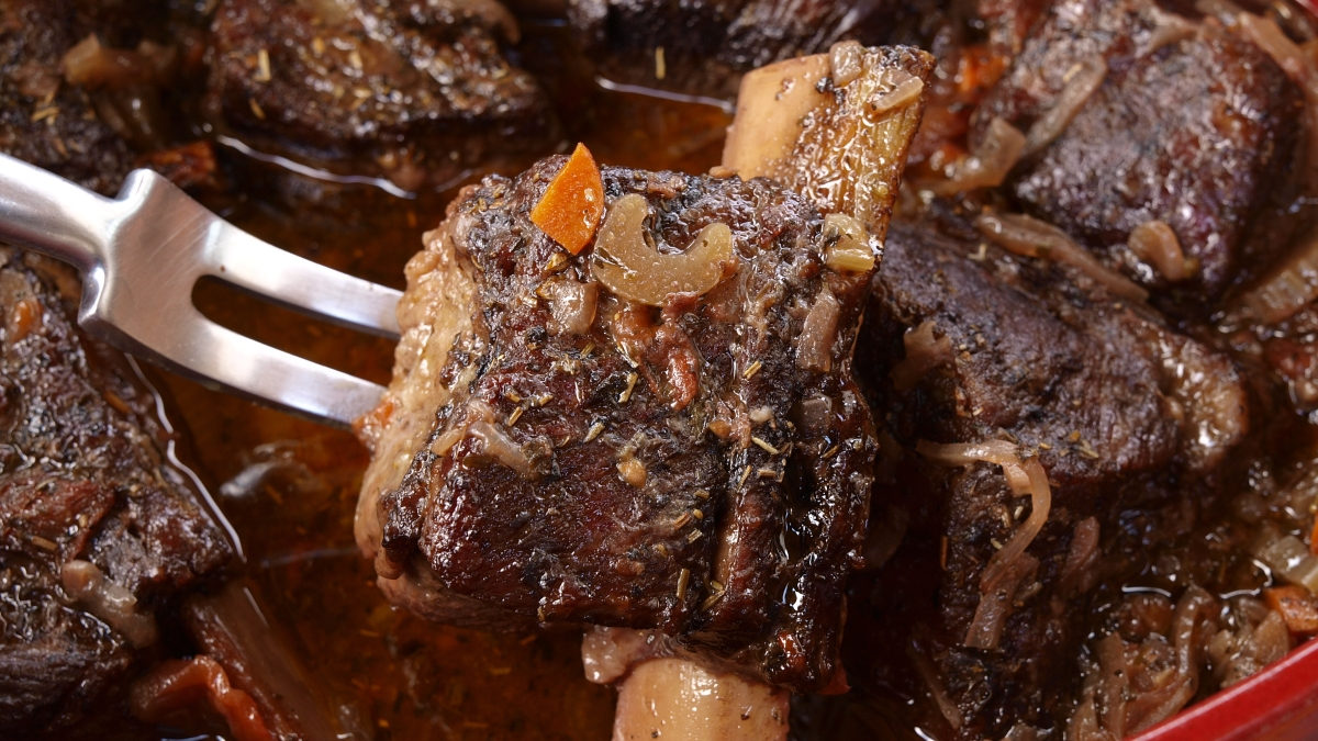 Braised Short Ribs Done Right