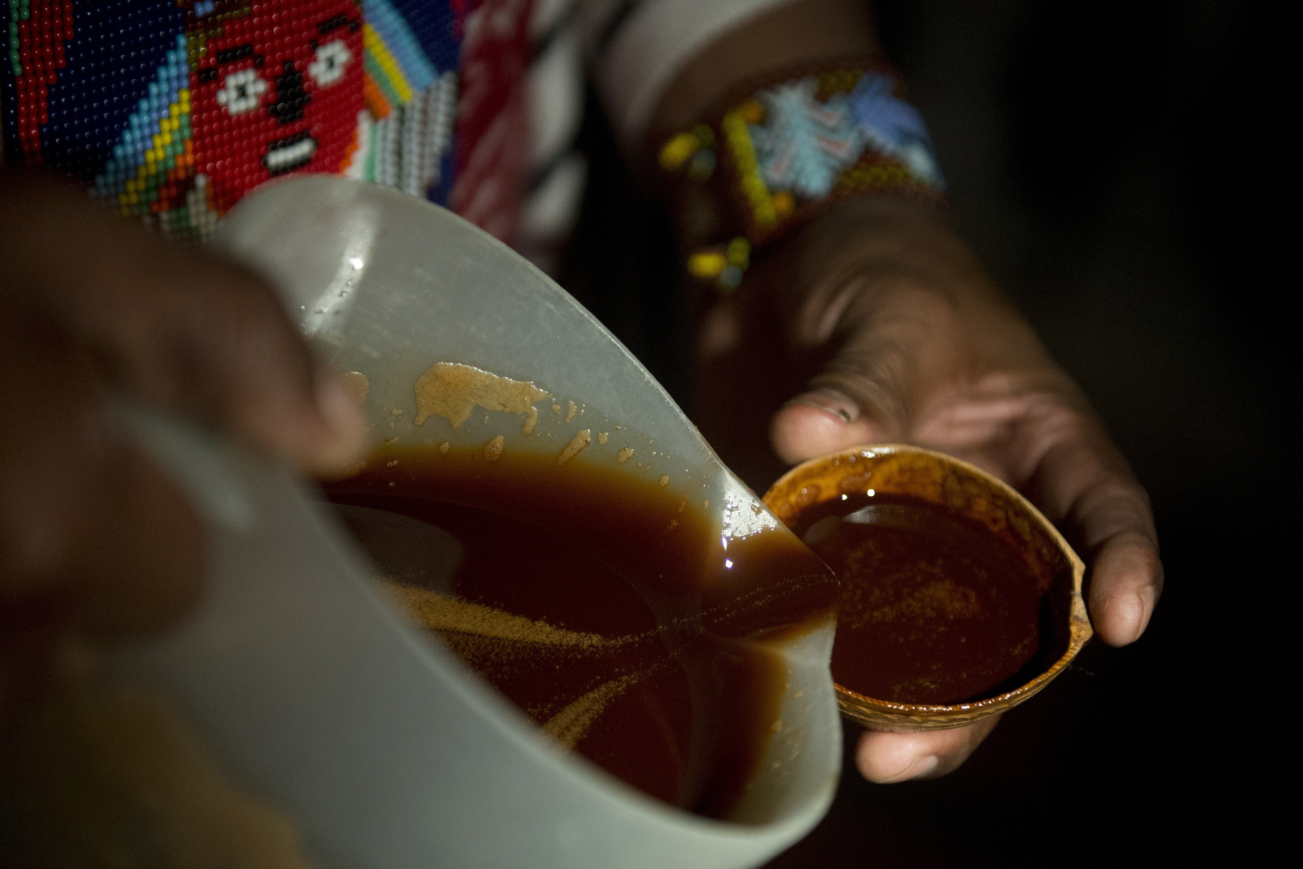 The Dark Side of Ayahuasca