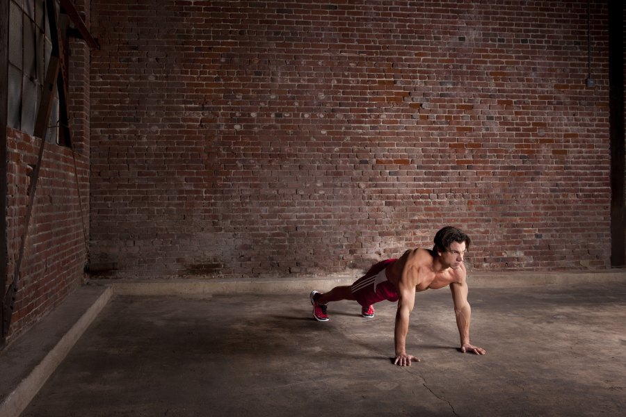Burn 900 Calories with This Fast-Paced Workout - Men's Journal