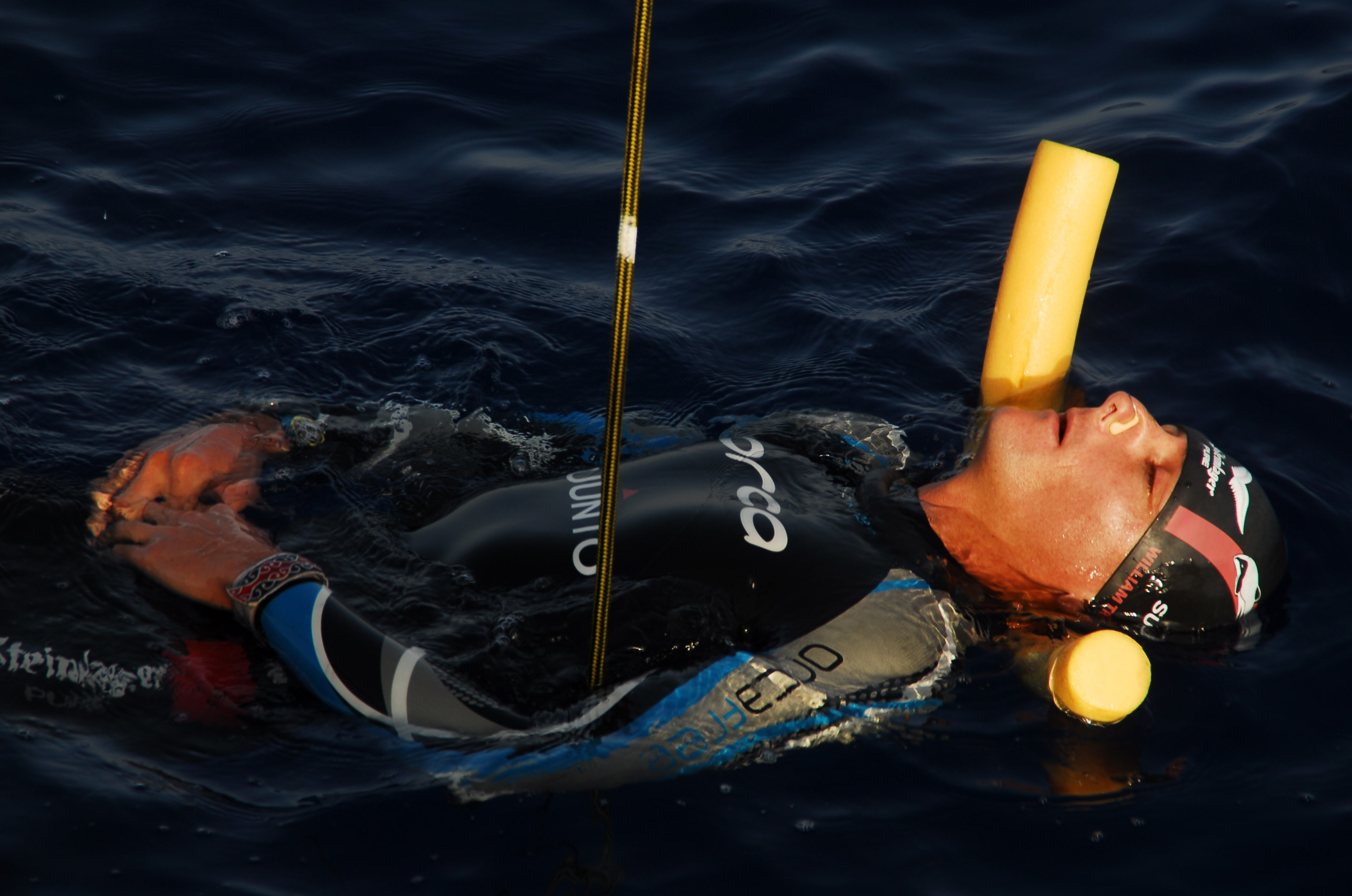 The King of Free-Diving Shatters His Own Record advise
