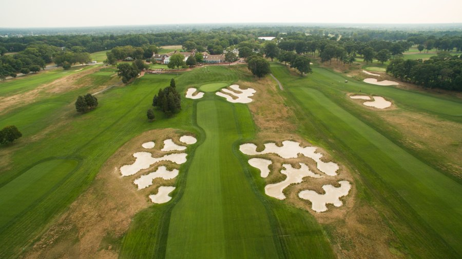 golf courses in new york city