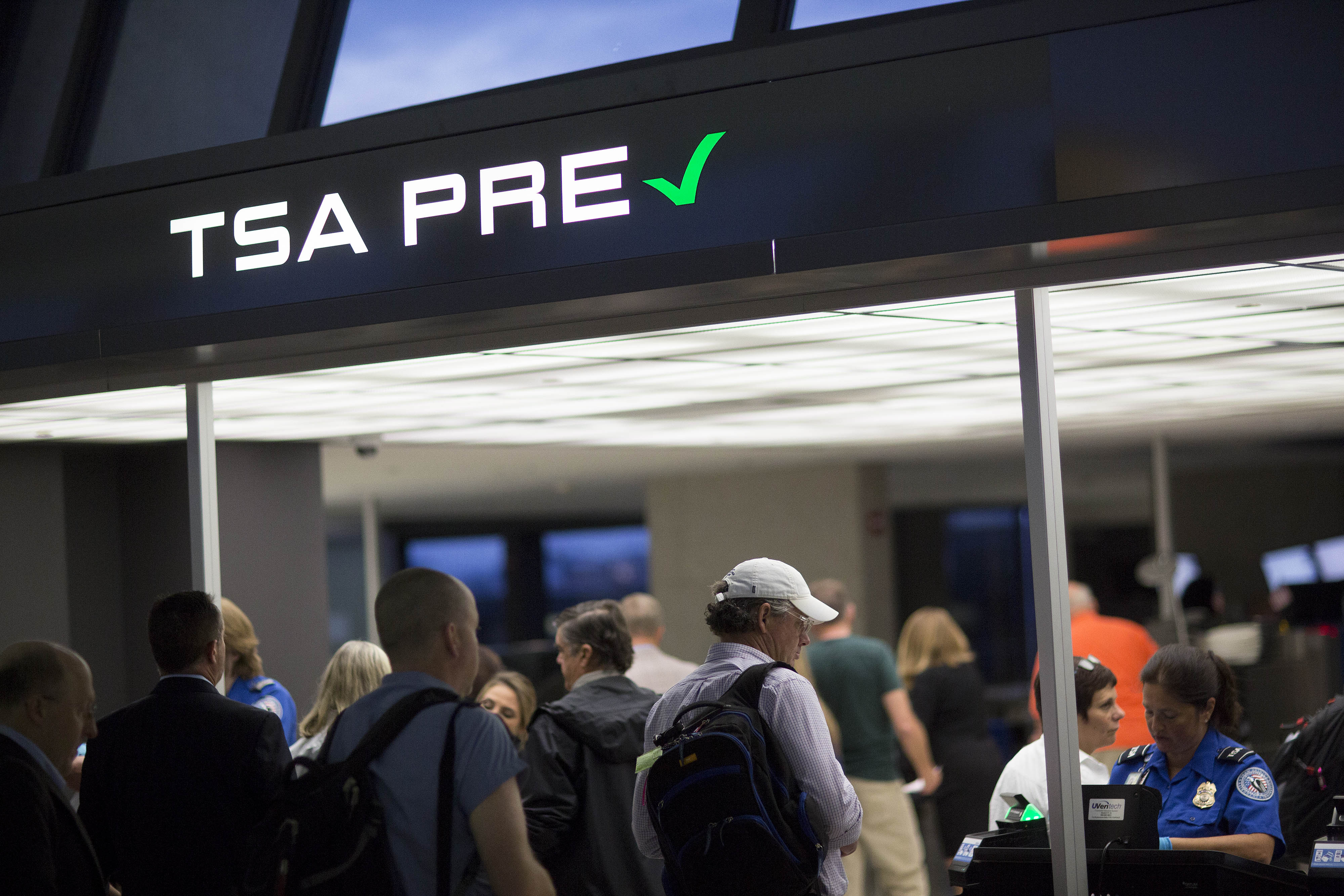 Get Ready to Say Goodbye to the Surprise TSA Pre-Check Stamp