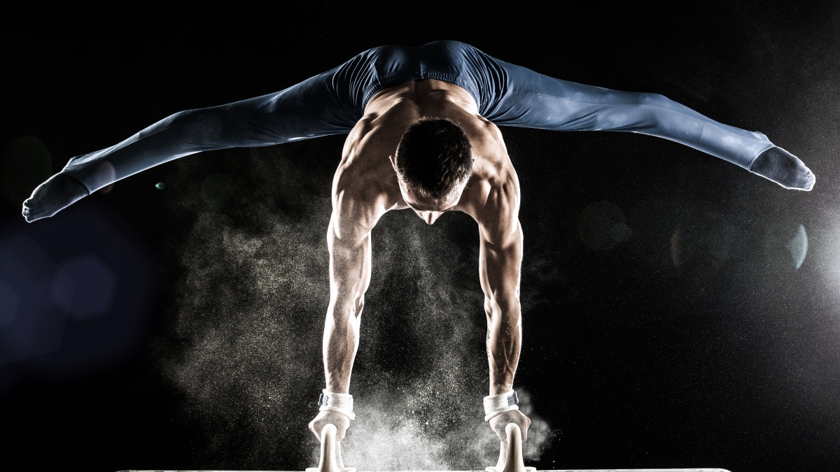 Gymnast Fit: An Olympic Coach's Workout