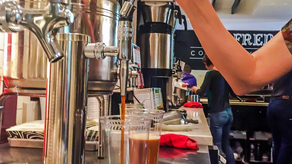Nitro Cold Brew is the Best Thing to Happen to Coffee Since Ice