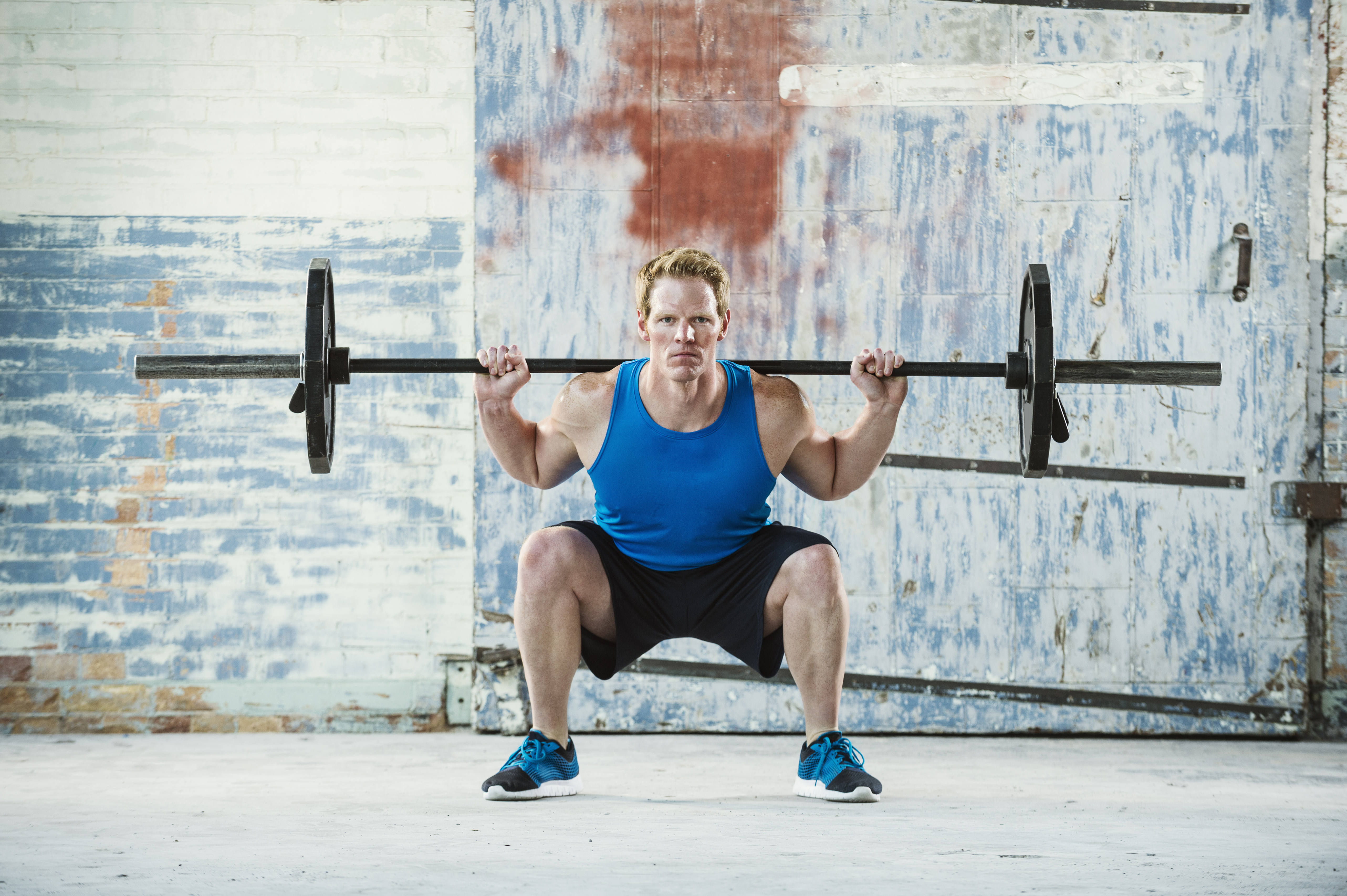 This Is Why You Can't Put Muscle on Your Legs