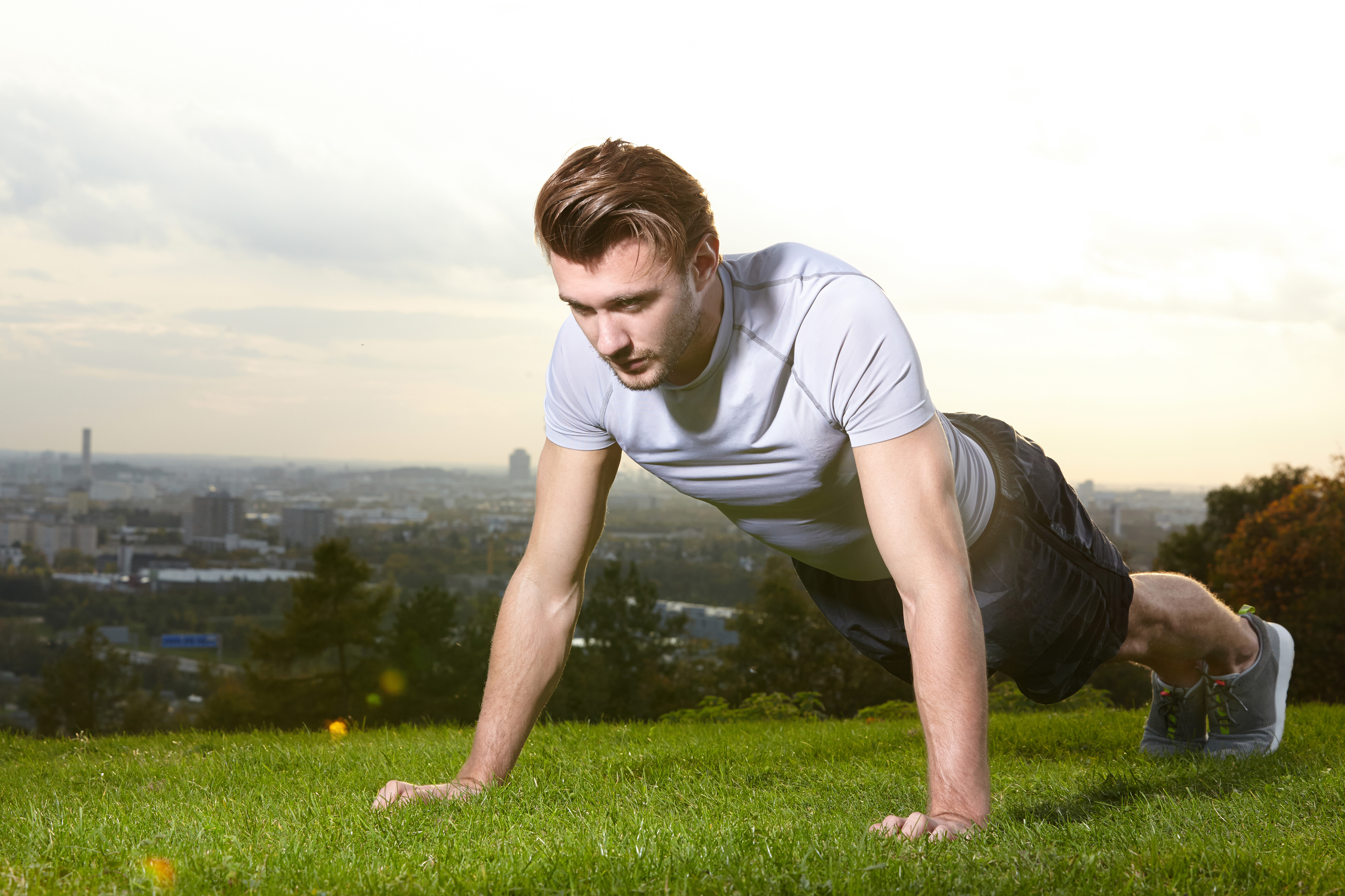 The Total Body Workout You Can Do In An Empty Field Mens Journal Bodyweight Circuit Be Your Change Holger Thalmann Getty Images 1 7