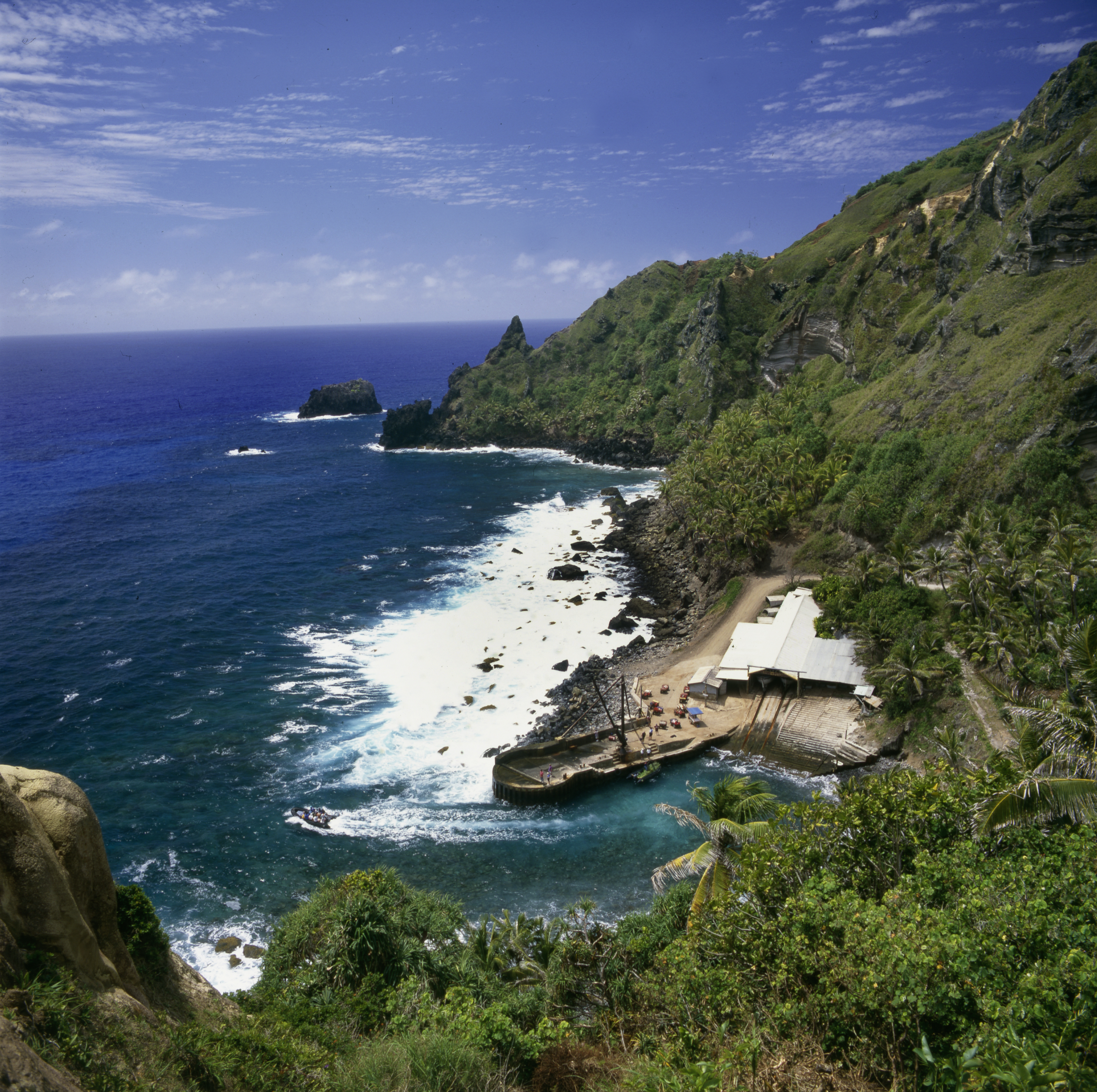 Splendid Isolation on Pitcairn, the World's Most Remote Island