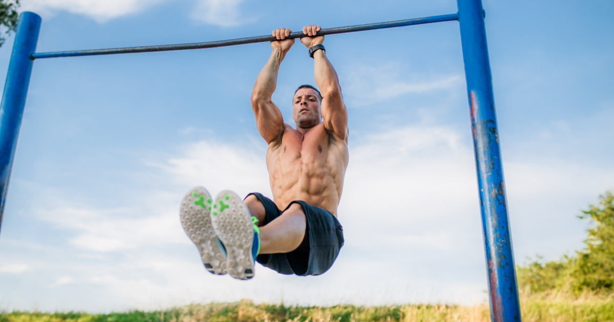 These Hanging Moves Will Shred Your Midsection