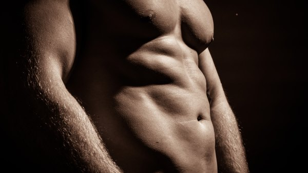 The six-pack muscle trick that works.