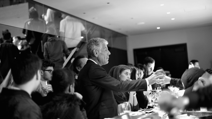 'Anthony Bourdain Parts Unknown: Japan with Masa' Screening