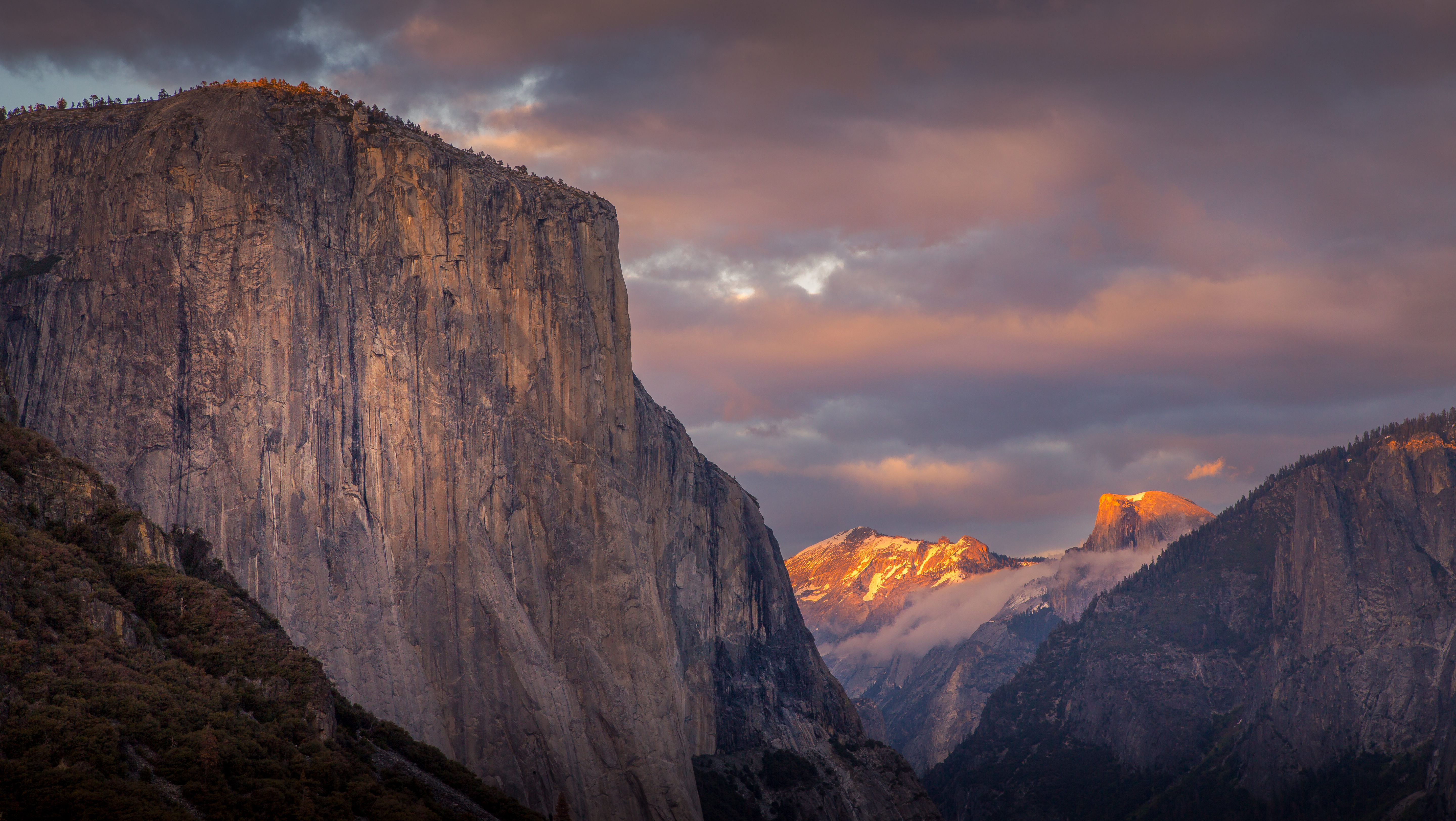 This Couple Climbed El Capitan In the Nude