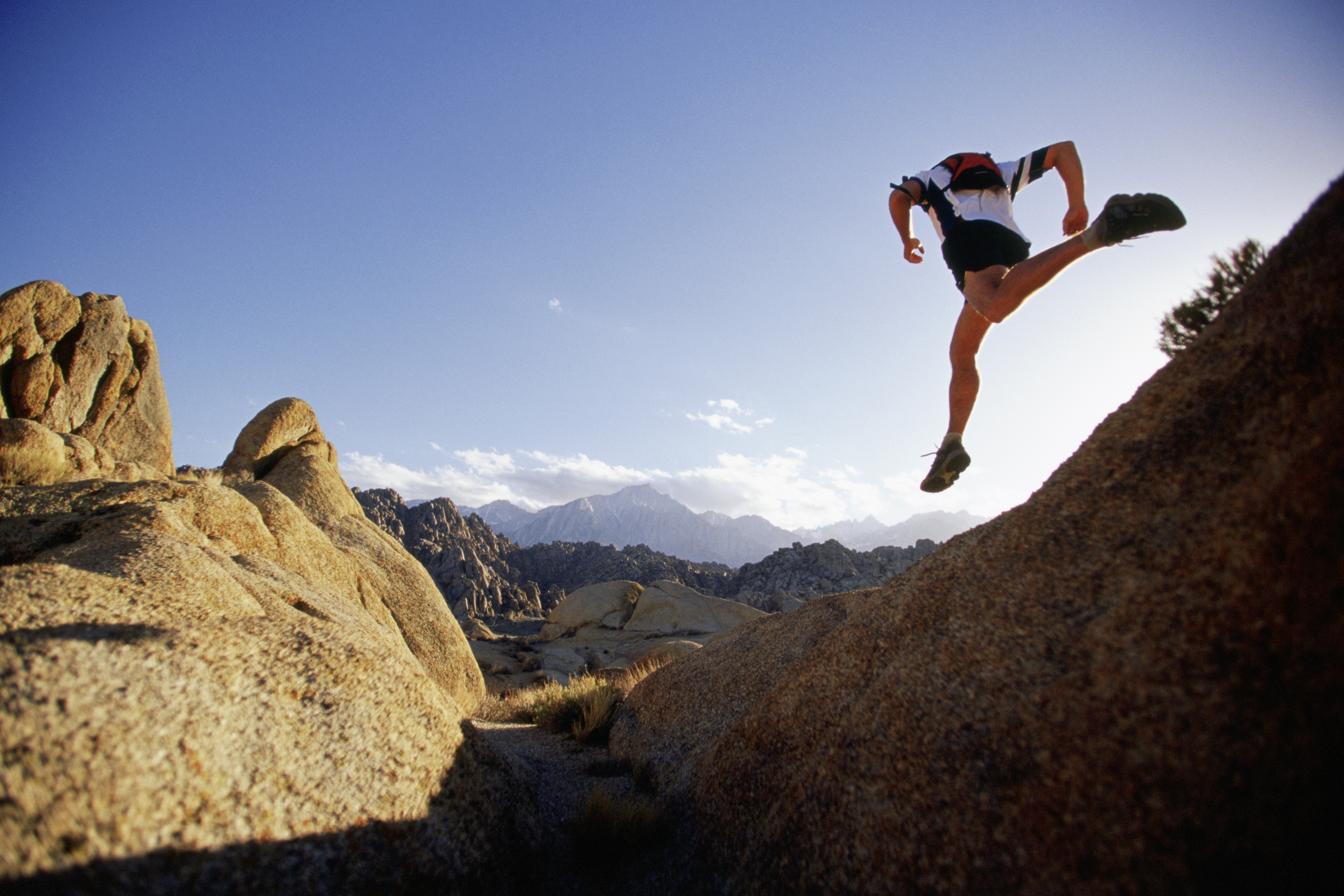 The Best Cross-Training Moves for Trail Runners