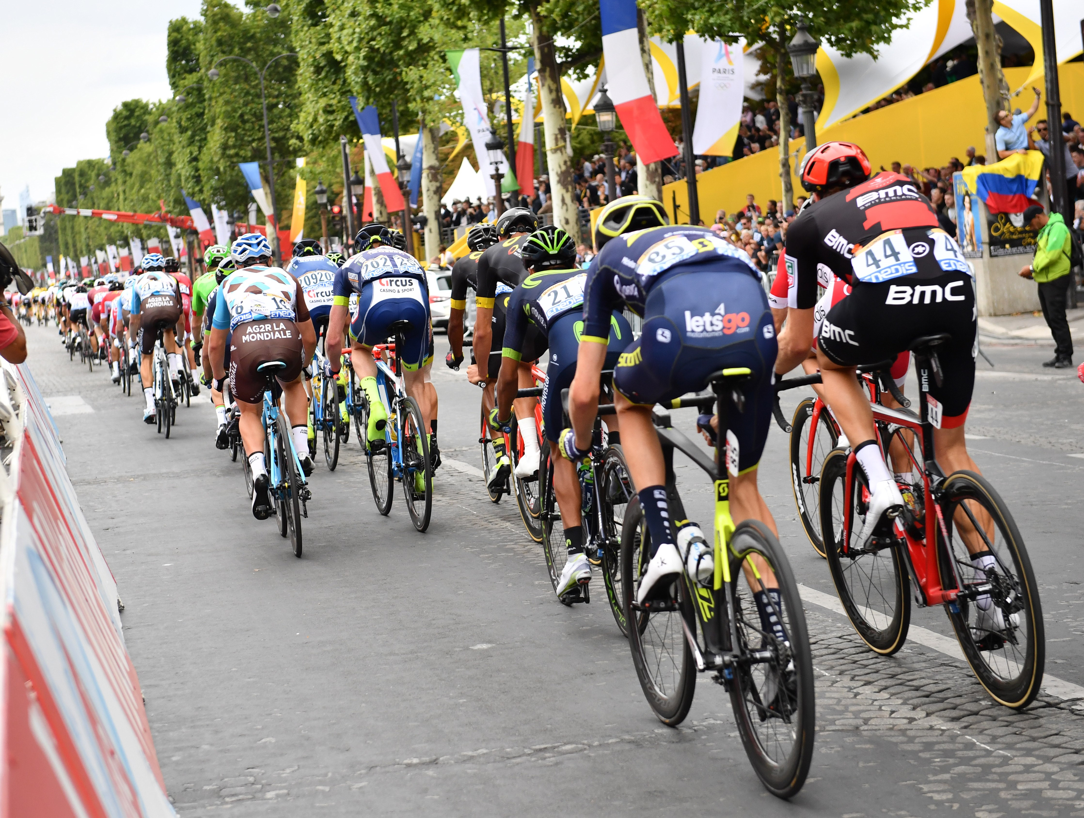 9 Things to Know About the 2018 Tour de France Course - Men\'s Journal