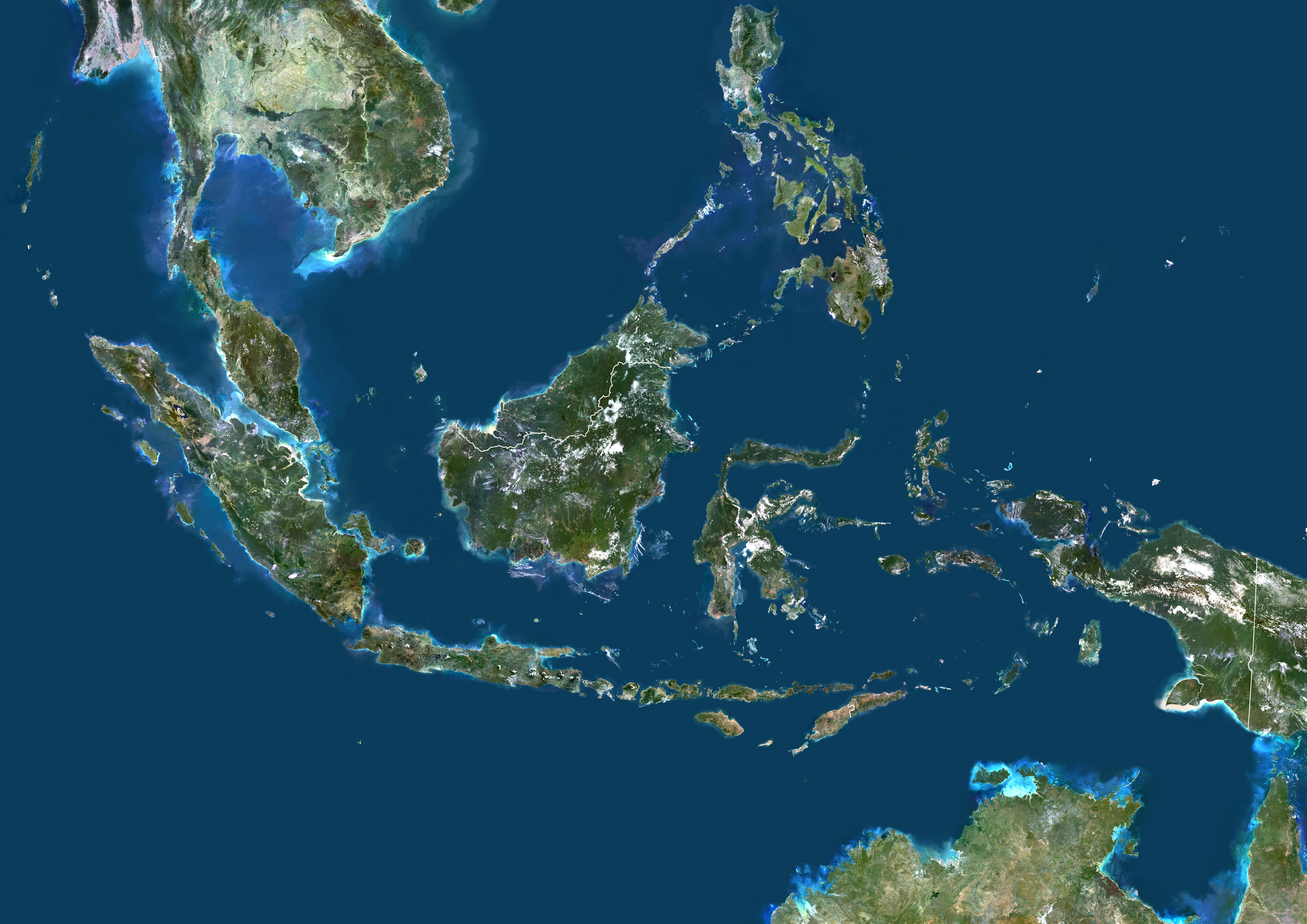 Indonesia Has So Many Islands You Can Now Name One After Yourself