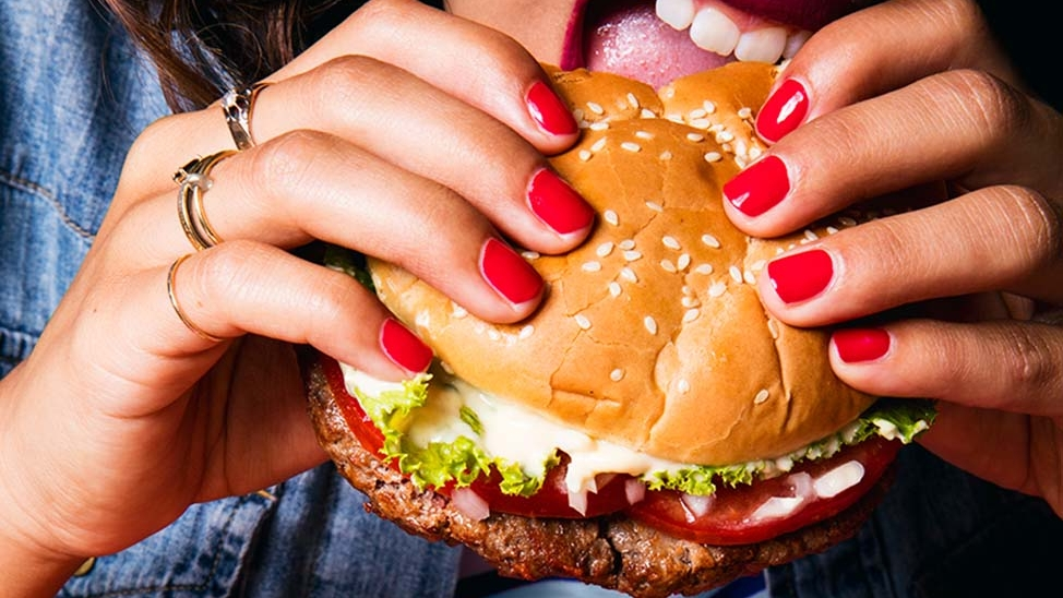 The new vegan burger from Impossible Foods may be completely vegan, but it's designed to taste (and bleed) like red meat.
