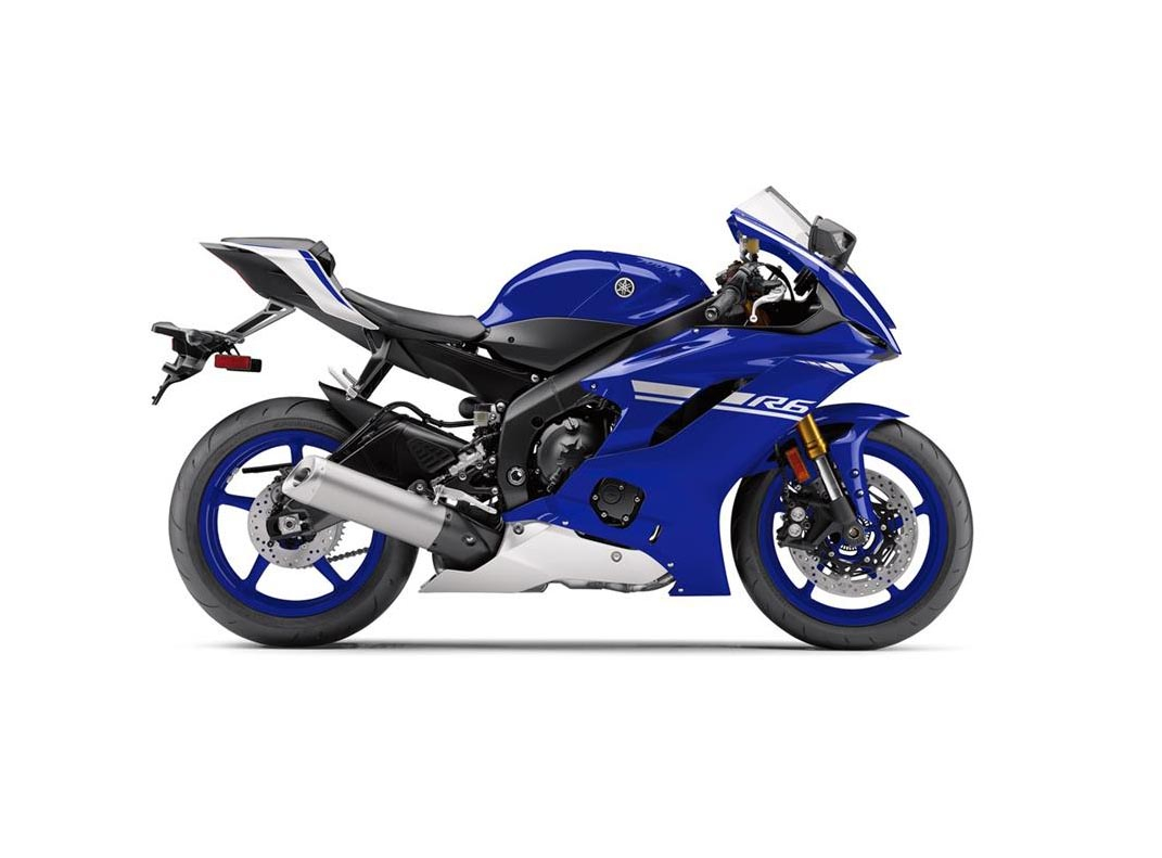 Test Ride: 483 Miles on the New Yamaha YZF-R6