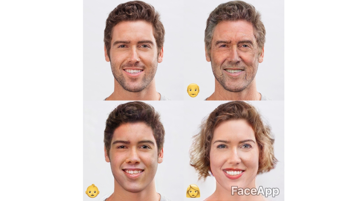 People Are Losing Their Minds Over FaceApp - Men's Journal