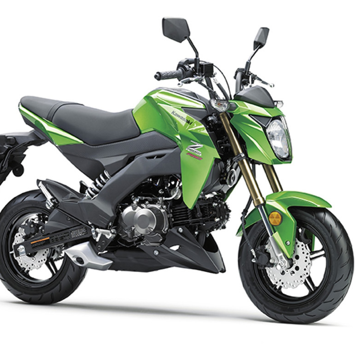 Test Ride: One Month With the Kawasaki Z125 Pro - Men's Journal