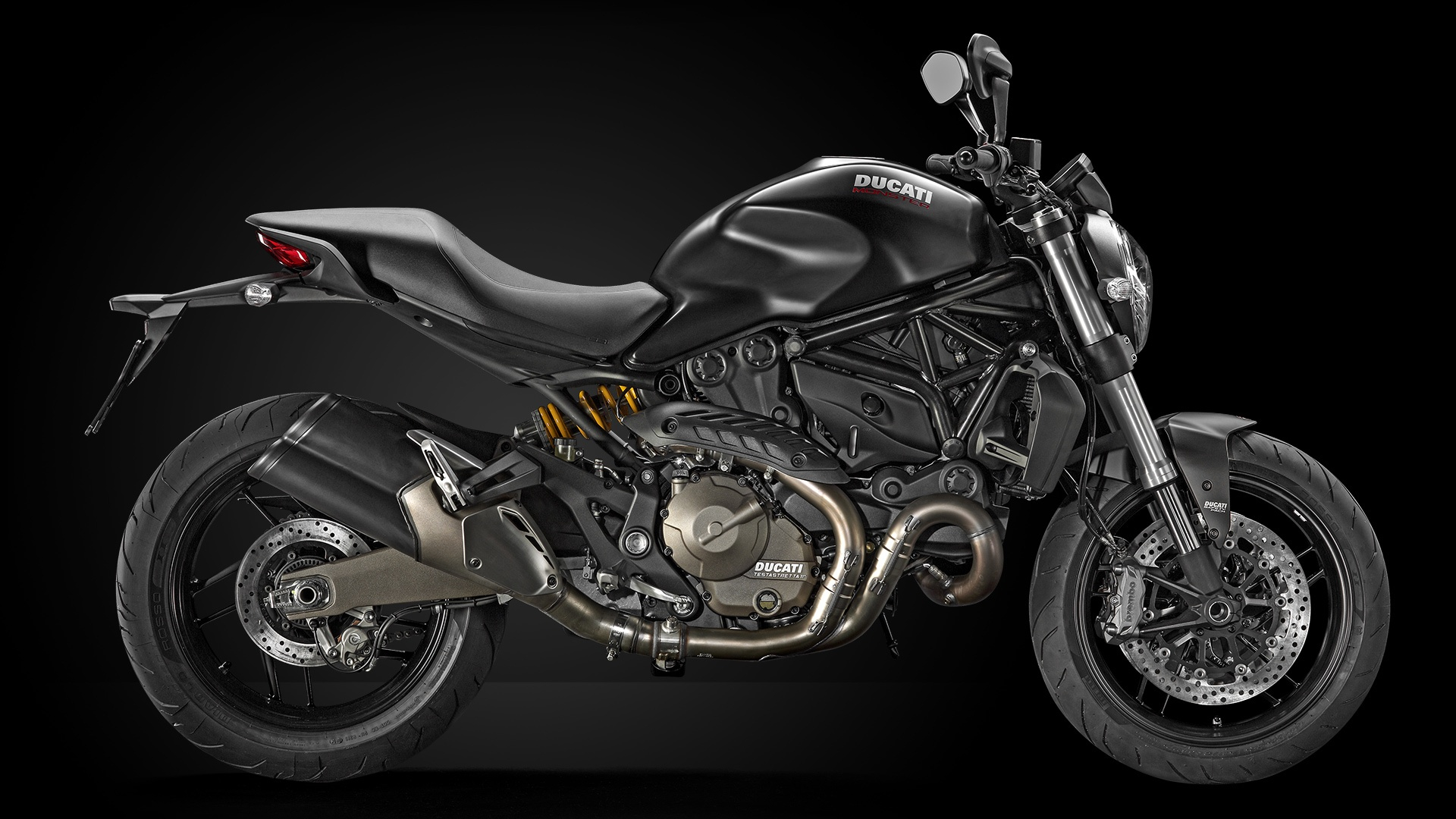 Two Weeks With the Ducati Monster 821 Dark