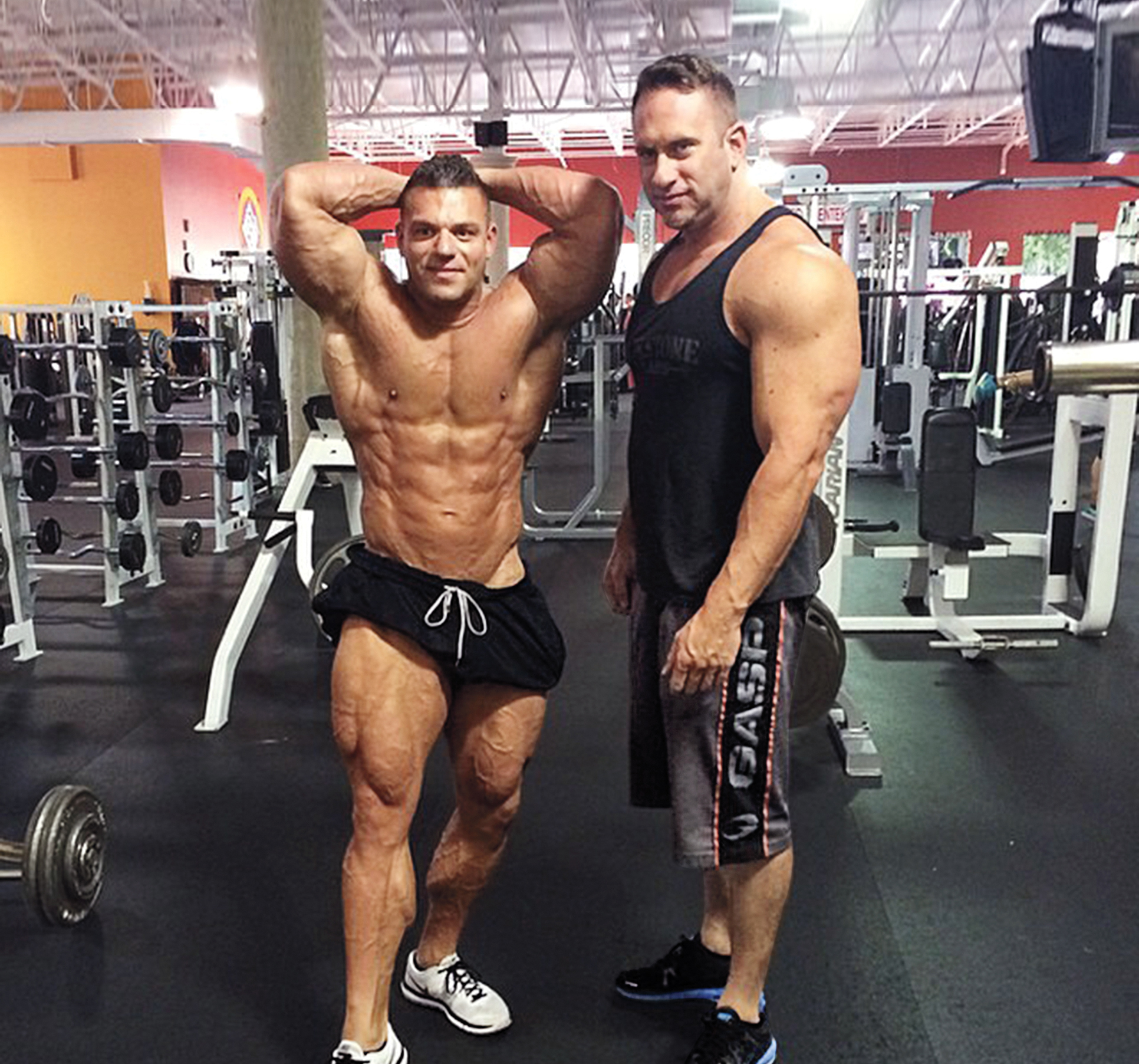 How Two Florida Gym Rats Conquered the Shadowy World of