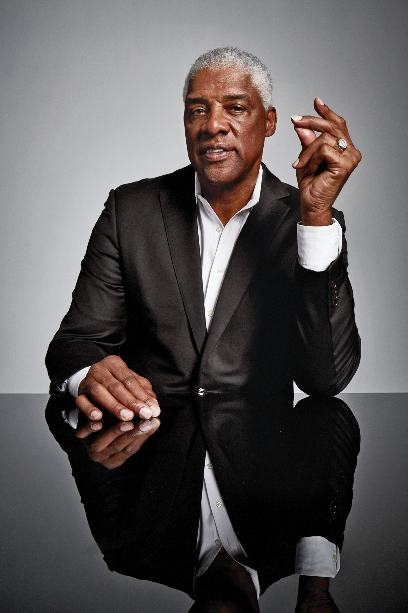 Life Advice from Julius Erving