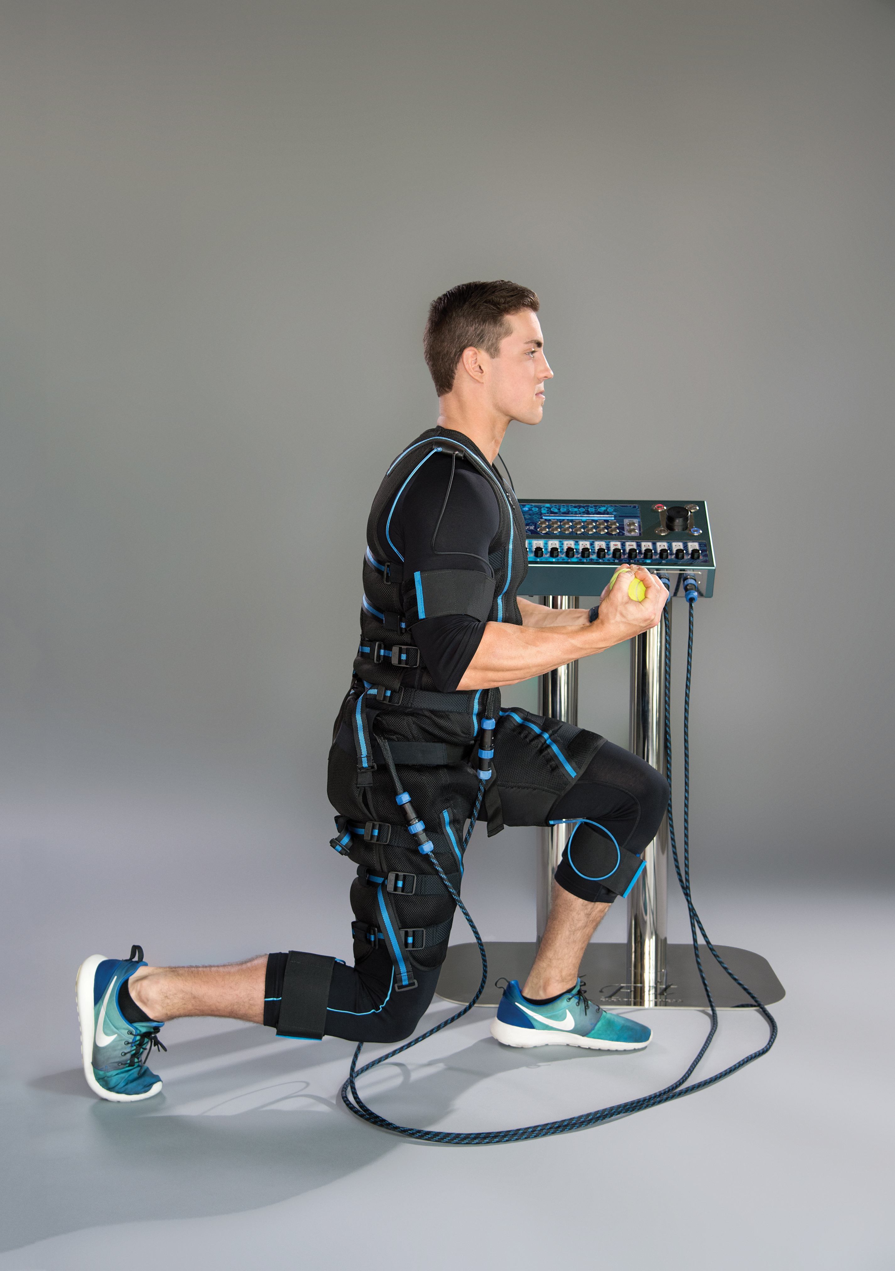 Electric Muscle Stimulation: The Workout That Does the Work - Men\'s ...