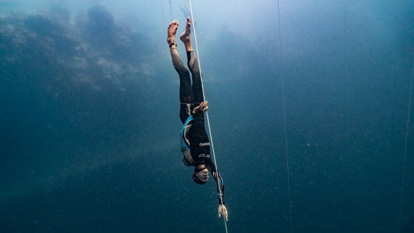Free-Diving Goes Deeper