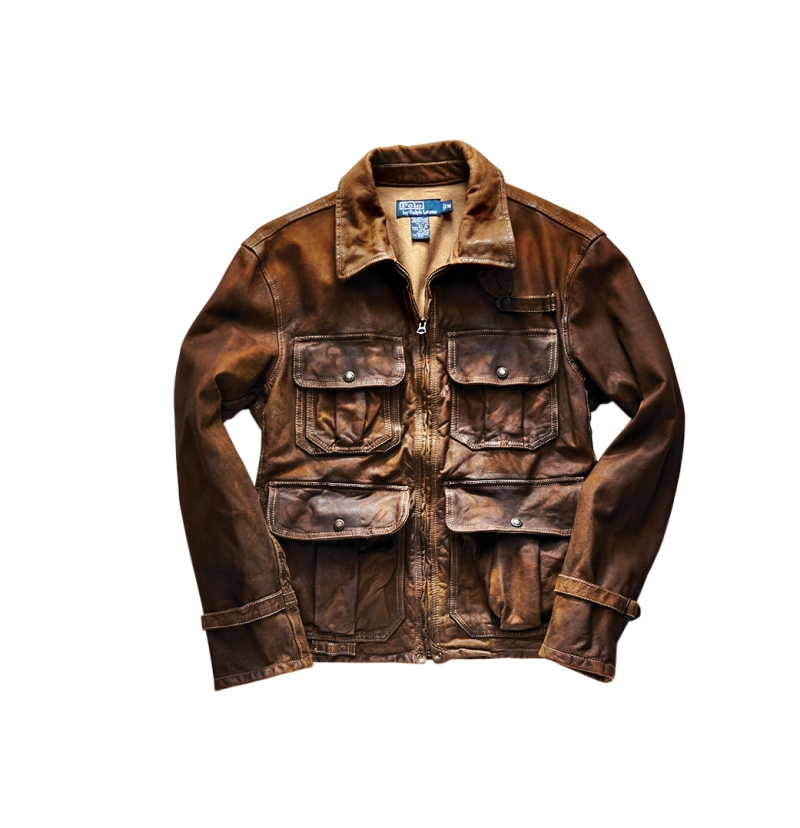 5e8b3ffe5 The Leather Report: 4 Jackets to Wear Right Now - Men's Journal