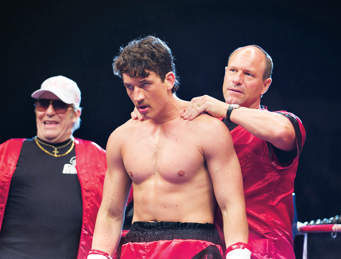 Miles Tellers Workout Routine For Bleed For This