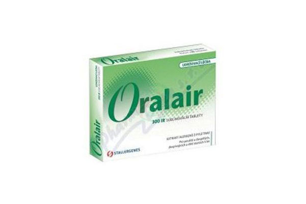 8. Use sublingual tablets