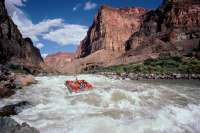 White Water Raft the Grand Canyon