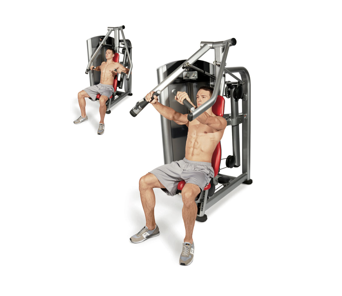 The Best All Machine Workout