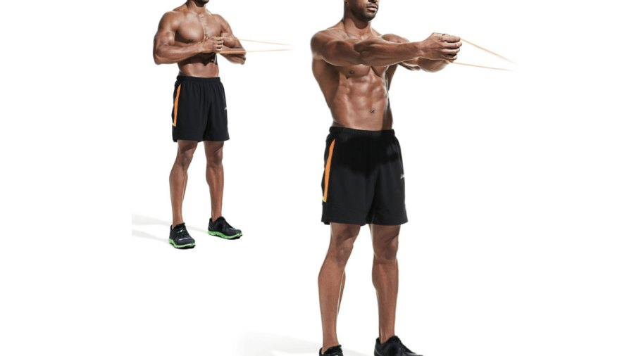 The Best Ab Workout With Resistance Bands