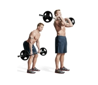The Best Barbell-Only Back Workout