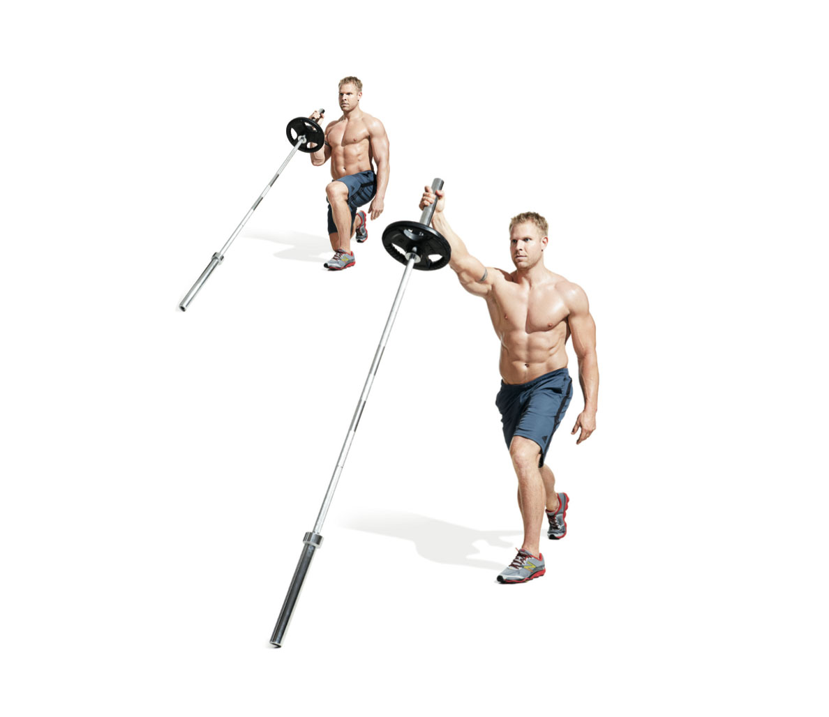 The Best Barbell Workout