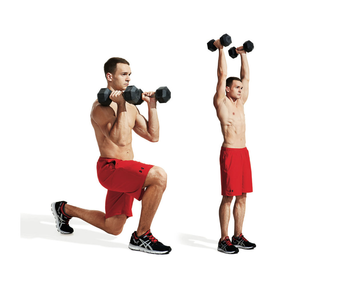 The Best Two Dumbbell Workout