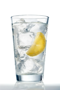 5. Lemon water