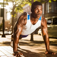 Your body weight is one of the best weights you have