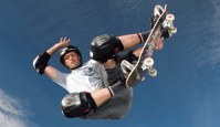 Tony Hawk's Best Advice for Conquering Fear