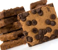 The Protein Bakery Chocolate Chip Brownie