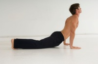 5. Reduce stress with yoga