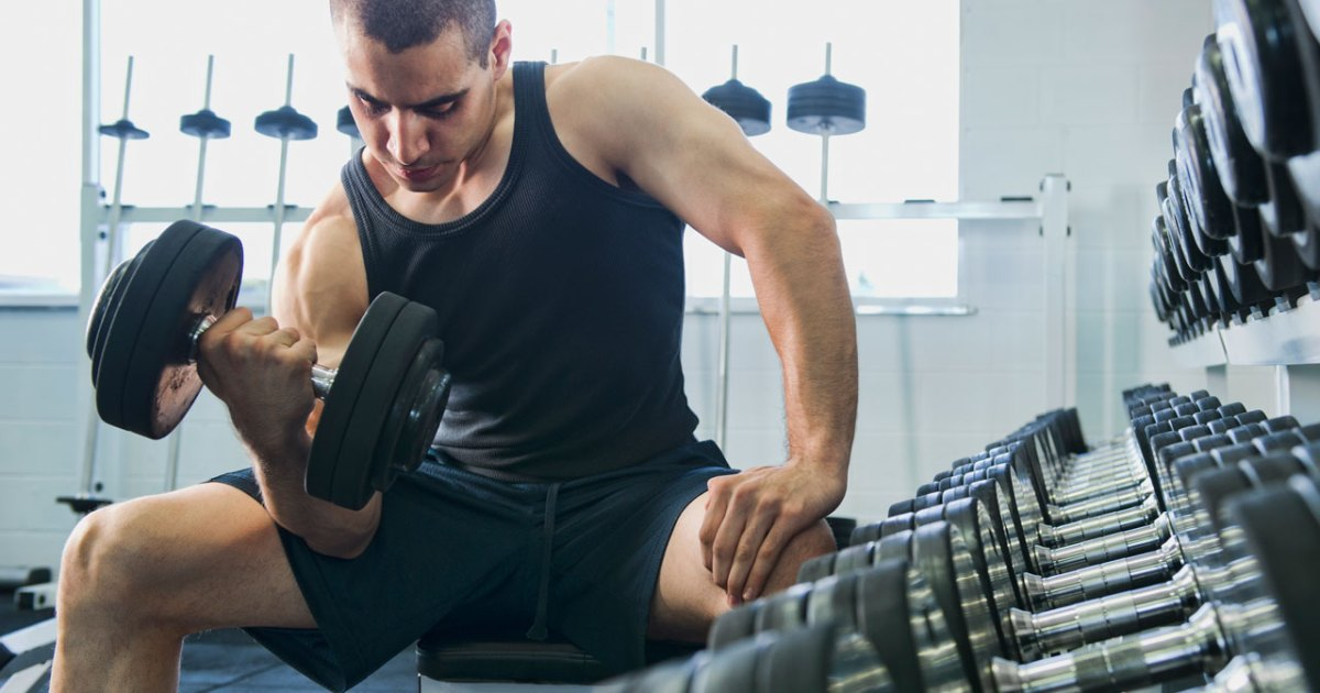 Biceps training mistakes that stop your progress