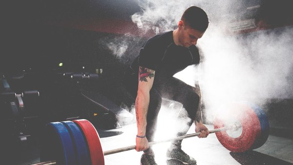 powerlifting workouts